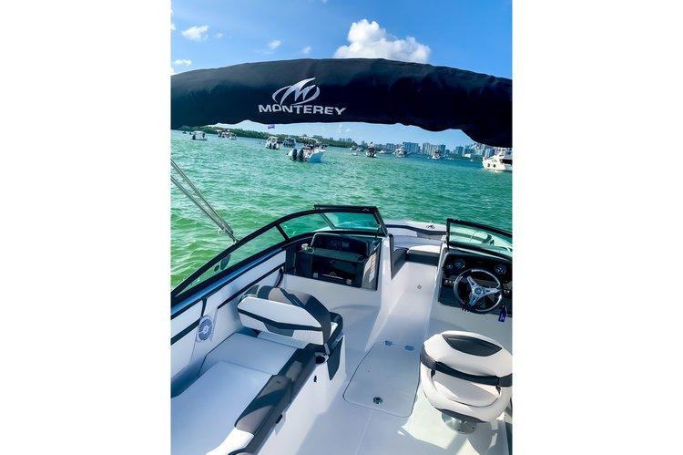 Monterey's 20.0 feet in Miami