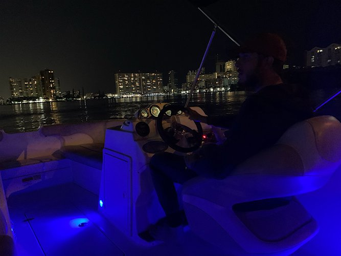 Deck boat boat for rent in Sunny Isles Beach