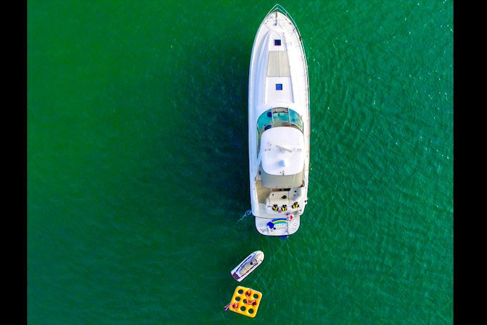 57.8 feet SeaRay in great shape