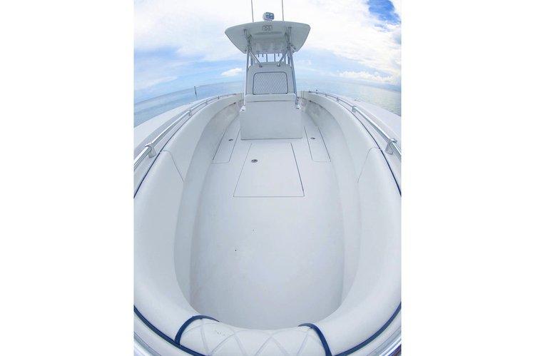 Boat for rent Sea Hunter 35.0 feet in Sea Isle Marina & Yachting Center, FL