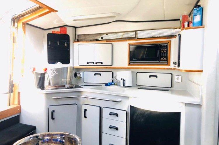 Boat rental in Cascais,