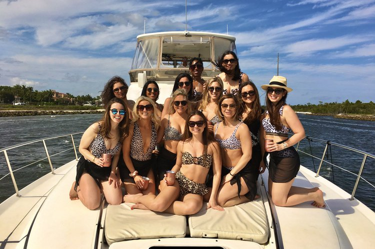 Boating is fun with a Sea Ray in Riviera