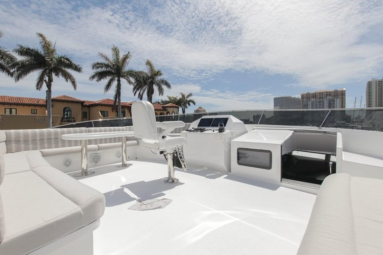 Westport's 124.0 feet in West Palm Beach