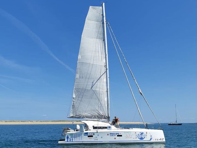 The best way to experience La Trinitè-sur-Mer is by sailing