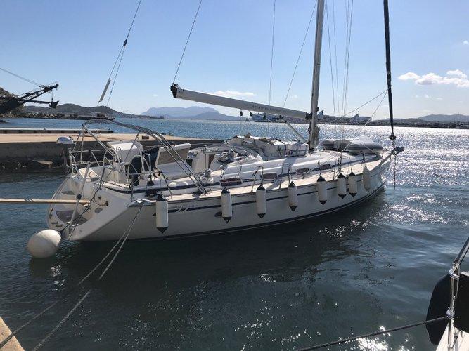 Take this Bavaria Yachtbau Bavaria 50 Cruiser for a spin!