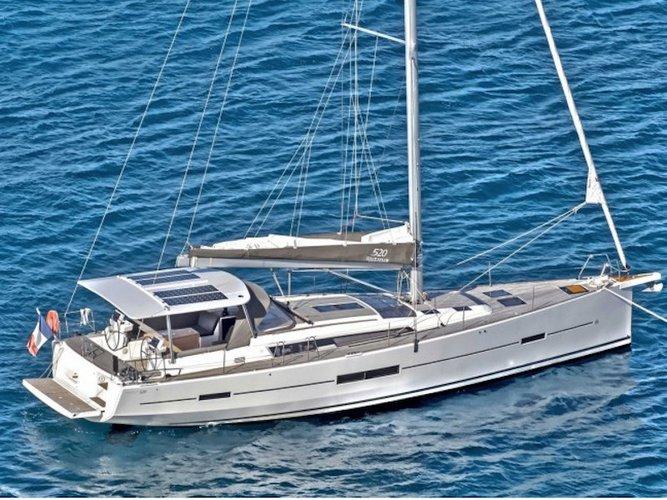 This sailboat charter is perfect to enjoy Kalkara