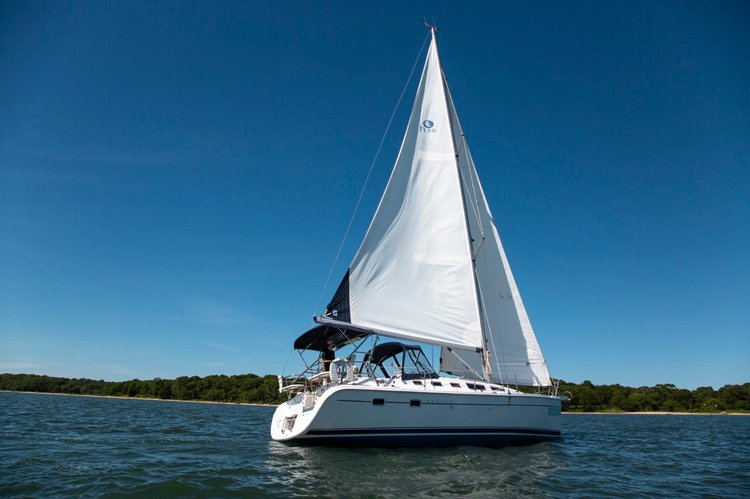 Boat for rent Hunter 38.0 feet in Sag Harbor Launch, Moorings & Services, NY