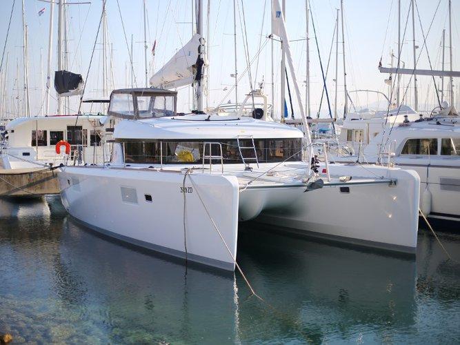 Explore Sukošan on this beautiful sailboat for rent