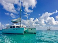 Hop aboard this amazing sailboat rental in Naples!