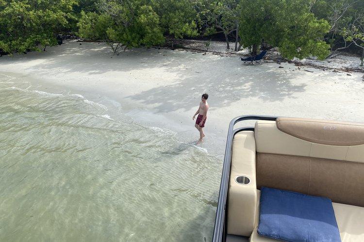 Boat for rent Avalon 27.0 feet in Mondrian, FL