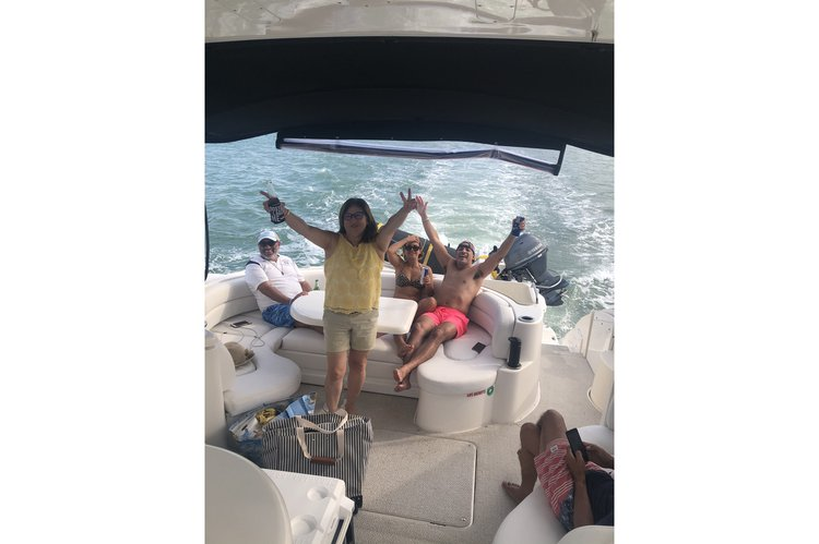 Cruiser boat for rent in Sunny Isles Beach