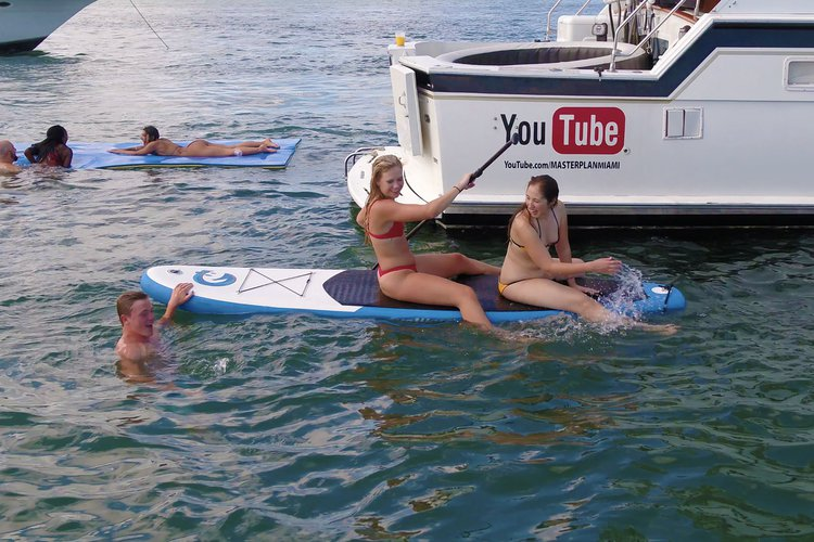 Boat for rent Hatteras 60.0 feet in Lummus Park, FL