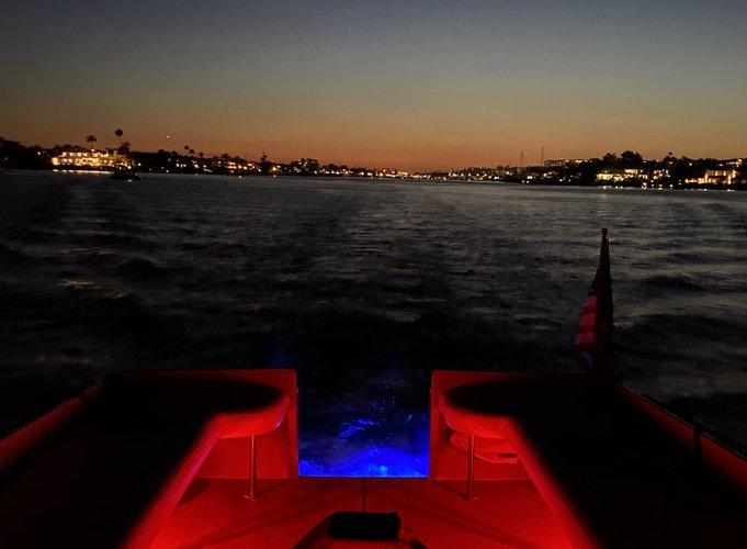 Motor yacht boat rental in Mama's Restaurant, CA