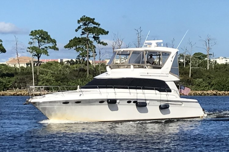 Boat rental in Jupiter, FL