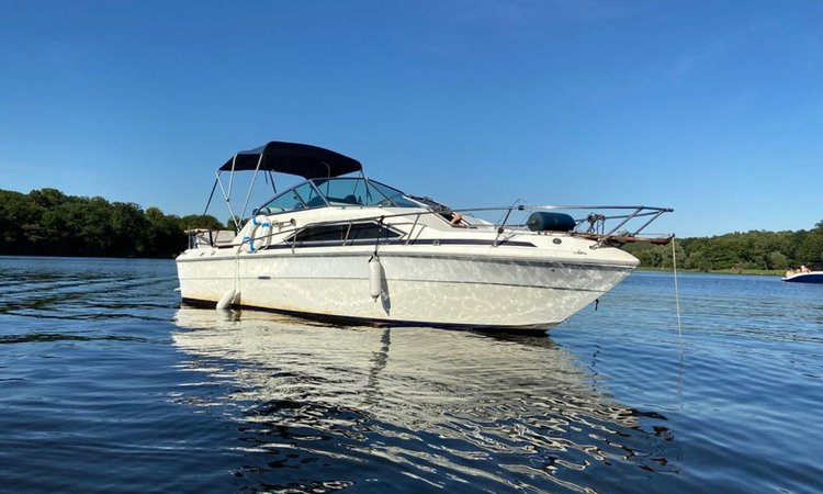 Boat for rent Sea Ray 7.5 feet in Am Pichelssee 37, Germany