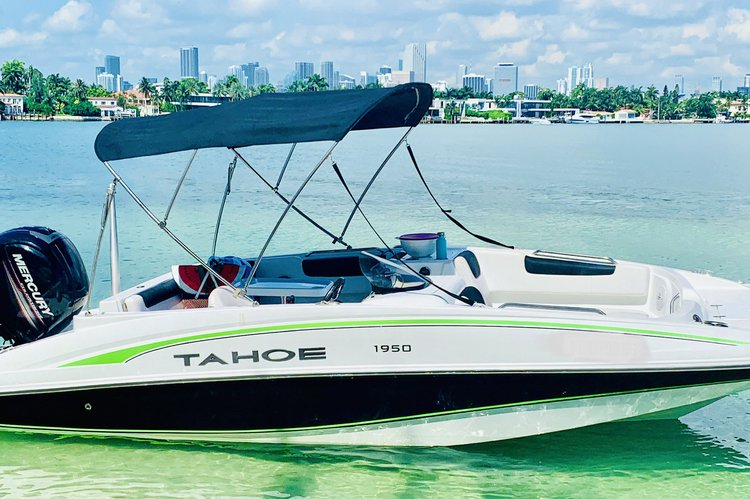 Tahoe's 20.0 feet in Miami