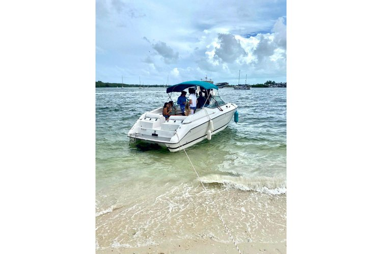 BEAUTIFUL BOAT, TO ENJOY WITH FAMILY AND FRIENDS ....