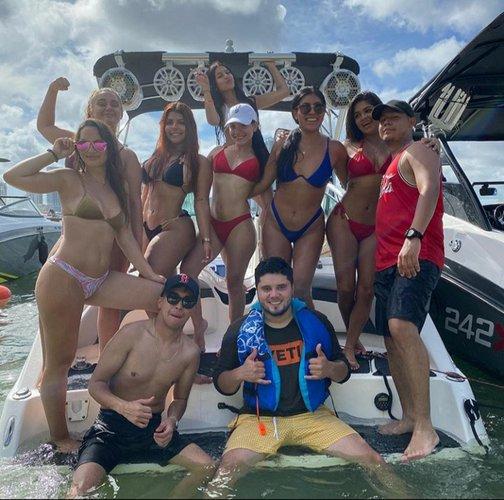 YAMAHA's 24.0 feet in Miami Beach