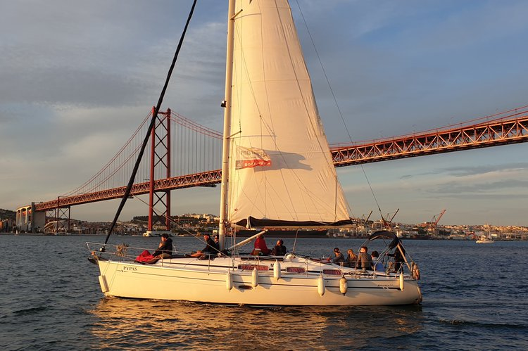Bavaria's 38.0 feet in Belem