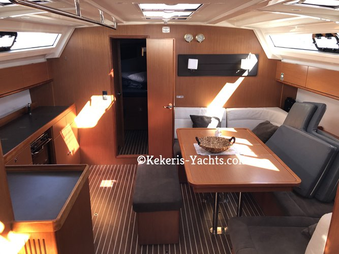 Sail the beautiful waters of Athens on this cozy Bavaria Yachtbau Bavaria Cruiser 46