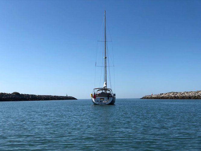 Beneteau boat for rent in Lisboa
