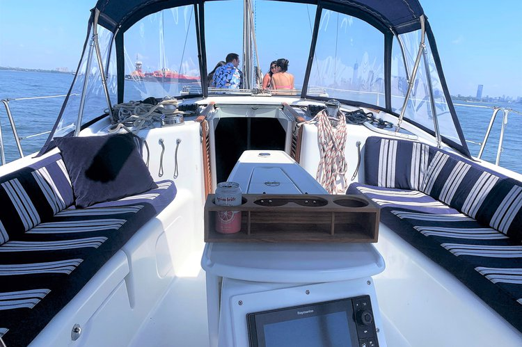 Boat for rent Beneteau 40.0 feet in Marine Max at Pier 59 - Chelsea Piers,