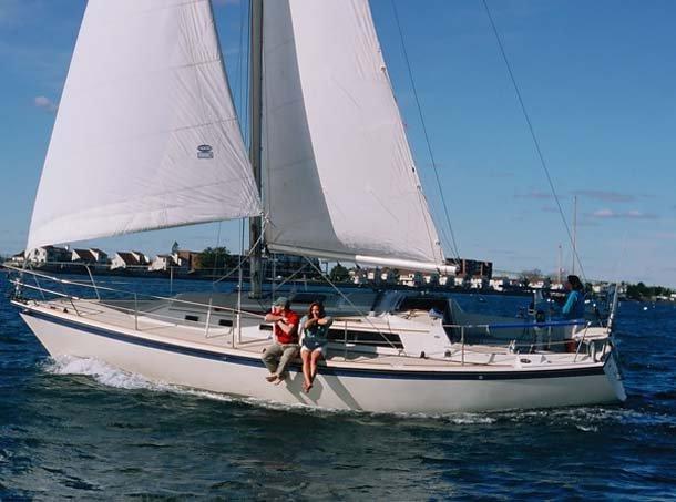 Sail through Newport Harbor and Narragansett Bay past all the famous sights