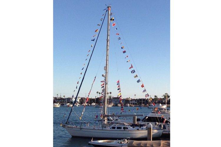 North Wind's 47.0 feet in Newport Beach