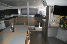 All you need to do is relax and have fun aboard the Bali Catamarans Bali 4.0