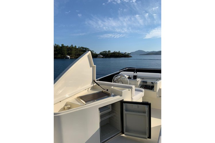 Boating is fun with a Motor yacht in Göcek