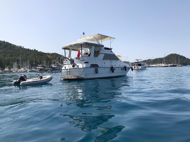 Boat for rent 1990 45.0 feet in Göcek, Turkey