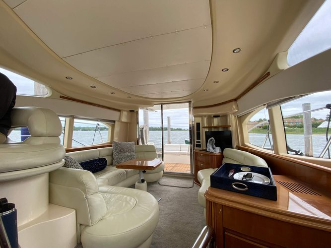 Boating is fun with a Azimut in Sag Harbor