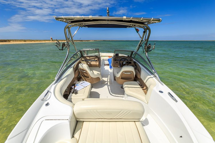 Half or full day private charter with Skipper