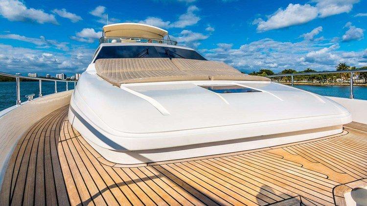Boat for rent Ferretti 73.0 feet in Miami Beach, FL