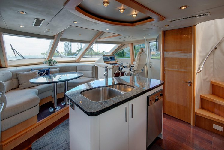 Motor yacht boat for rent in West Palm Beach