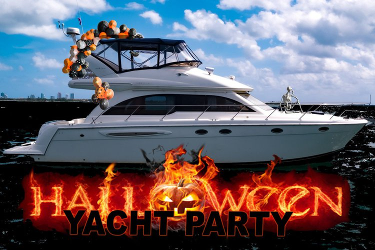 ** Miami Cruise - 50 Ft Luxury Cruiser Yacht **