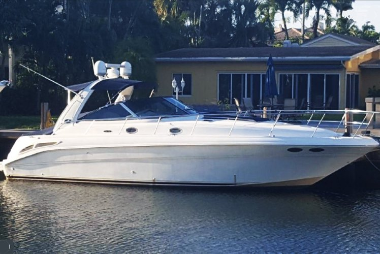 ** Miami Cruise - 45 Ft Sport Pleasure Cruiser - NO PLANS**
