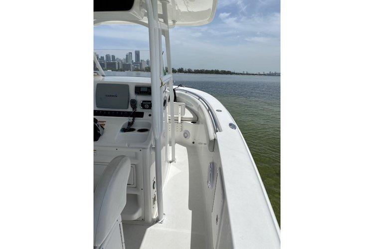 Sea Hunt's 29.0 feet in Key Biscayne