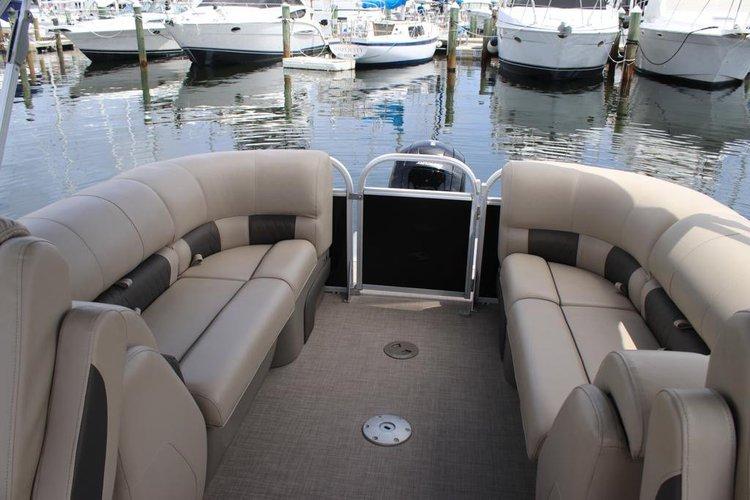 Boat rental in Hollywood, FL