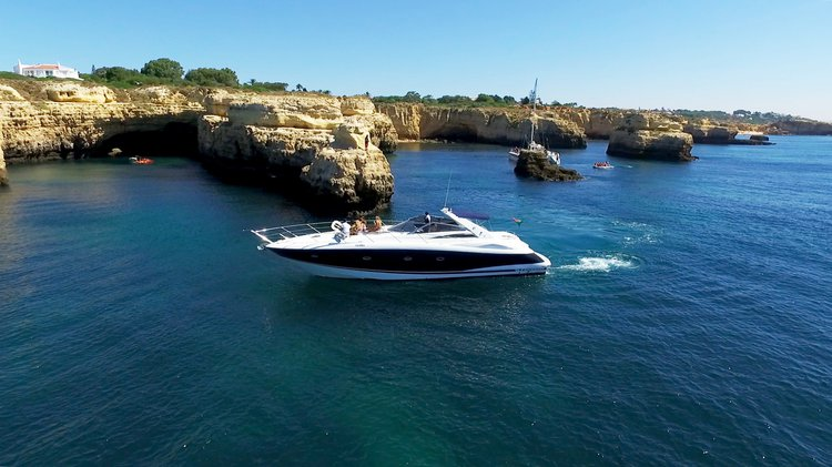 Sunseeker Portofino 53ft  10 pax in Vilamoura