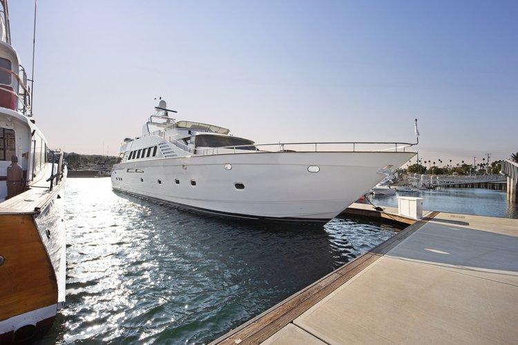 100' Trans World Yacht / Long Beach / Jet ski + Jacuzzi included!