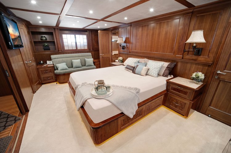 Boating is fun with a Mega yacht in Long Beach
