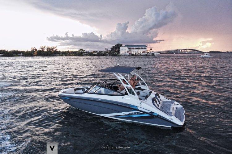 Jet boat boat for rent in Key Biscayne