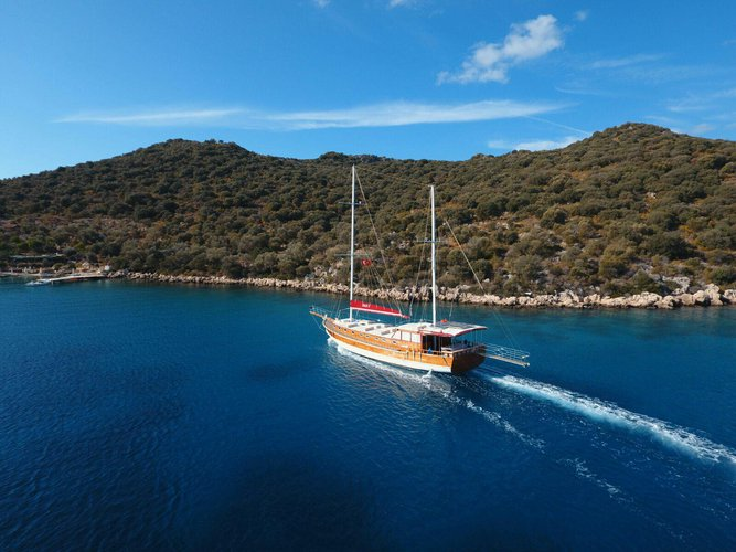 Boat for rent GULET NAOS 1 78.0 feet in Göcek, Turkey