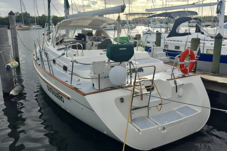 Beneteau's 40.0 feet in Miami