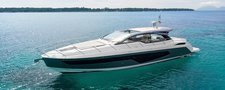 Enjoy luxury and comfort aboard this beautiful 50' motor yacht in New York