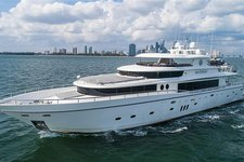 Julia Dorothy - 103' Johnson Yacht Charter in South Florida