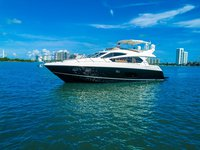 Glide through the water aboard this wonderful 70' motor yacht
