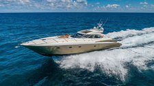 Climb aboard Sunseeker Predator 63 to explore Florida