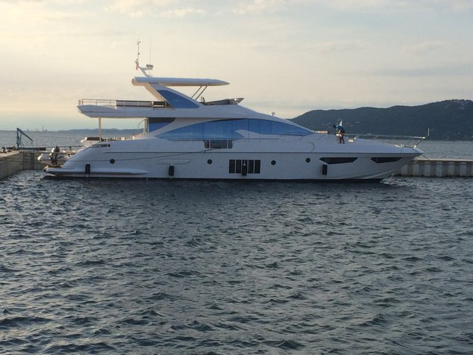 The perfect boat to enjoy everything Phuket, TH has to offer